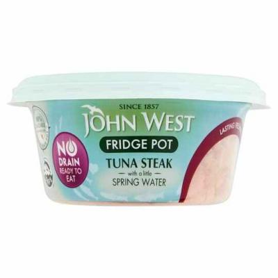 John West No Drain Fridge Pots