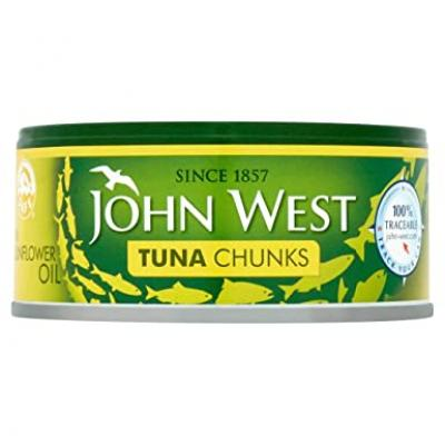 John West Tuna Chunks