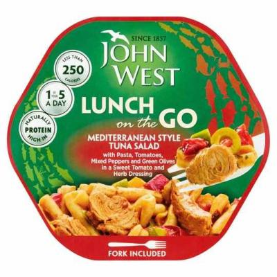 John West Tuna Lunch on the Go