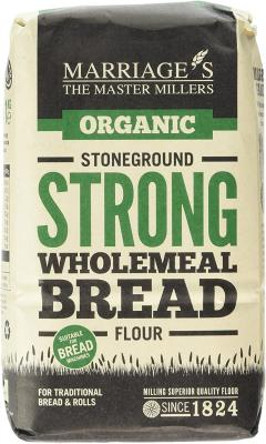 Marriages Stoneground Strong Wholemeal Flour