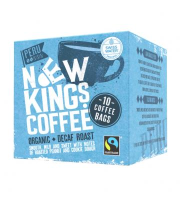 New Kings Coffee Decaf Roast (Peru)