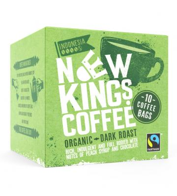 New Kings Coffee Organic Dark Roast (Indonesia)