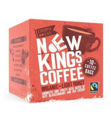 New Kings Coffee Organic Light Roast (Ethiopia)